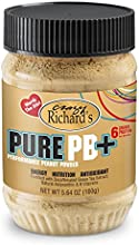 Crazy Richard39s Pure PB Plus - Fortified Powdered Peanut Butter - 6 Pack