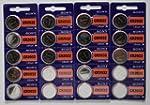 Sony 3V Lithium CR2032 Batteries (4 B...