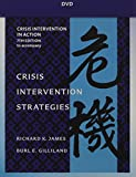 DVD for James/Gillilands Crisis Intervention Strategies, 7th