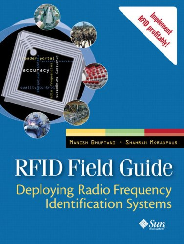 rfid technology and applications book