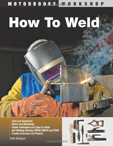 How To Weld (Motorbooks Workshop) Picture
