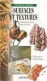 echange, troc Gabriel Martin Roig - Surfaces et textures