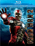 Iron Man 2 (Bilingual) [Blu-ray + DVD + Digital Copy]