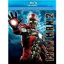 Iron Man 2 (Three-Disc Blu-ray/DVD Combo)