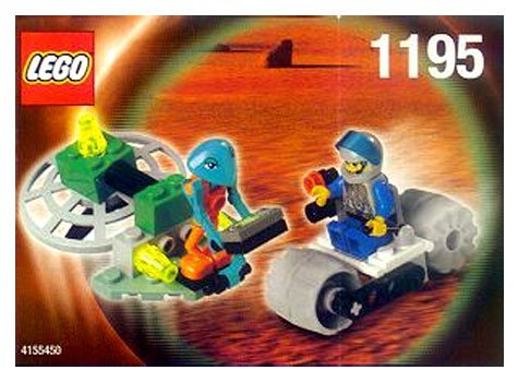 LEGO Life on Mars (1195) Amazon.com