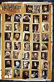 1art1 51161 Harry Potter - 7, Und Die Heiligtümer Des Todes, Charactere Poster (91 x 61 cm)