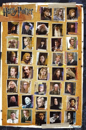 1art1 51161 Poster Harry Potter e i doni della morte 91x61 cm