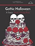 Gothic Halloween: A Scary Adult Color...