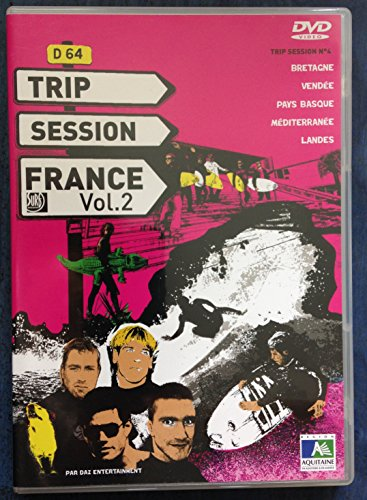Trip-Session-N-4-France-Vol2-Surf-Bretagne-Vende-Pays-Basque-Mditerrane-Landes
