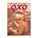 Be Sure To Send OXO Postcard
