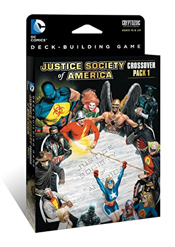 DC Comics Deck Building Game Crossover Pack 1: JSA - 1