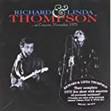 In Concert November 1975by Linda Thompson
