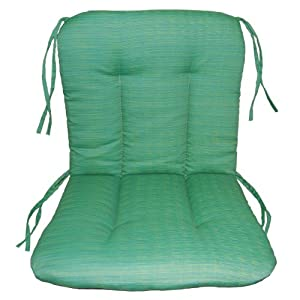 Amazon Wrought Iron Chair Cushion Strata Peacock