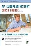 img - for AP European History Crash Course (Advanced Placement (AP) Crash Course) by Krieger, Larry, Advanced Placement, European History Study G [2009] book / textbook / text book