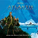 Atlantis The Lost Empire Original Soundtrack (English Version)