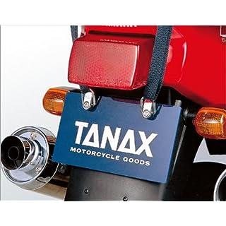 タナックス(TANAX)モトフィズ カーゴフック(2個入り)/ブラック MF-4533
