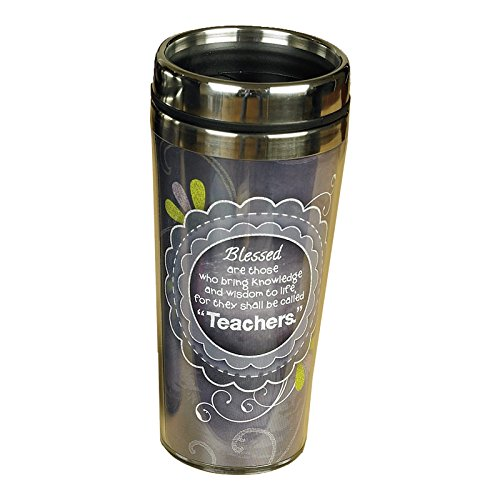 Abbey Press Teacher Travel Tumbler, 16 oz
