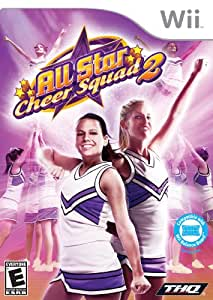 All Star Cheer 2 - Nintendo Wii