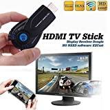 Zibo 1080P Vsmart V5ii Ezcast TV Stick Wifi Display Media Player DLNA+Miracast+wifi Dongle Supporting Windows Mac OS iOS Android