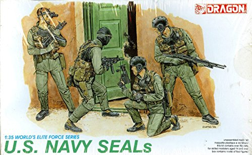 Dragon - U.S Navy Seals - Scale 1:35 3017 - 1