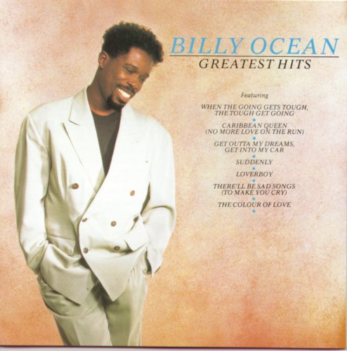 Billy Ocean - 0176.2 Greatest Hits Of The 80