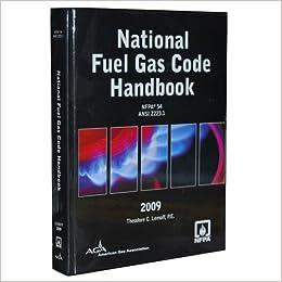National Fuel Gas Code Handbook (2009 Edition, NFPA 54