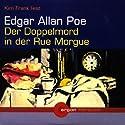 Der Doppelmord in der Rue Morgue Hörbuch von Edgar Allan Poe Gesprochen von: Kim Frank