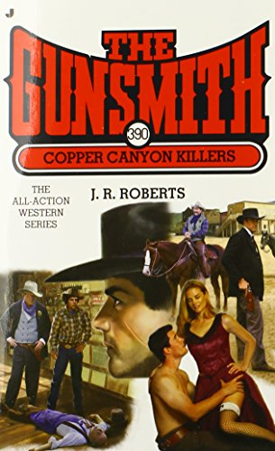 Copper Canyon Killers (Gunsmith)