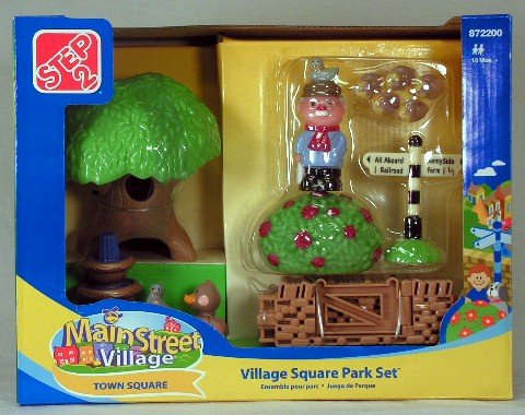 Village Square Park Set