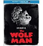 The Wolf Man (Blu-ray + DIGITAL HD with UltraViolet)