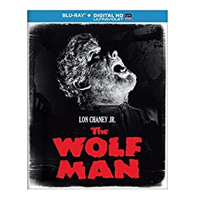 The Wolf Man (Blu-ray + DIGITAL HD with UltraViolet)