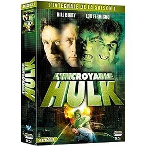 L'incroyable Hulk - saison 1