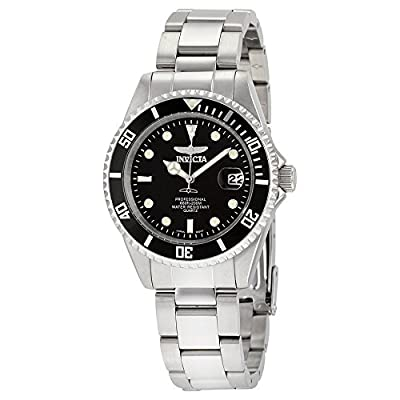 Invicta Men's 8932OB Pro Diver Silver-Tone Stainless Steel Watch
