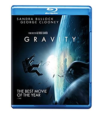 Gravity (Blu-ray + DVD + UltraViolet Combo Pack)