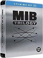 Men in Black - Trilogie - Coffret l'Integrale edition limitée boîtier SteelBook (3 Blu-ray)