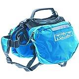 Outward Hound Kyjen  2502 Dog Backpack, Extra Large, Blue