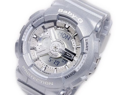 Casio CASIO baby G baby-g digital watch BA-110-8 A parallel imported goods