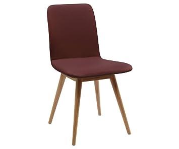 Küchenstühle Essgruppe Rot Stühle Esszimmerstuhl Neu Bordeaux Stuhl USMpqzV