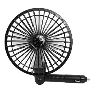 amico auto car black mini ventilateur dc 12v avec prise allume cigare bricolage. Black Bedroom Furniture Sets. Home Design Ideas