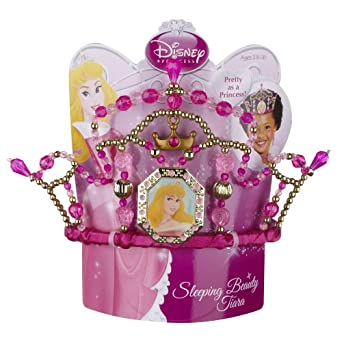 Disney Princess Beaded Tiara - Sleeping Beauty
