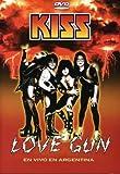 Love Gun Live (Pal/Region 0)