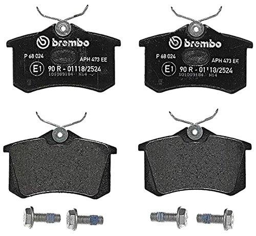 Brembo P59059 Pastiglia Freno Disco Posteriore