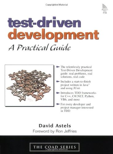Test Driven Development A Practical Guide Pdf Free Willis S Blog