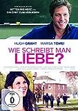 DVD Cover 'Wie schreibt man Liebe?