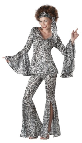 California Costumes Foxy Lady Set,