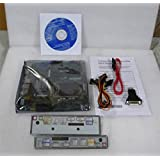 Intel DQ77KB Thin Mini-ITX MB, LGA 1155, Core i3/i5/i7, Dual LAN, 19V, BLKDQ77KB 1-Pack