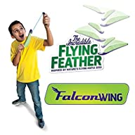 "The Incredible Flying Feather ""Falcon…"