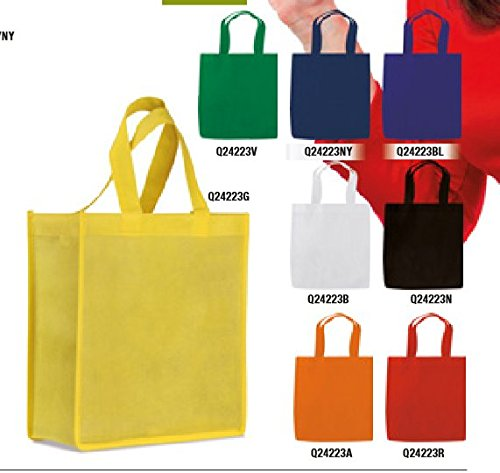 STOCK-30-PEZZI-Borsa-Borsetta-shopper-shopping-in-tnt-manici-corti