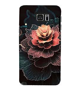 EPICCASE Gothic rose Mobile Back Case Cover For Samsung Galaxy Note 5 (Designer Case)