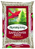 Morning Song 1022152 Safflower Seed Wild Bird Food Bag, 7-Pound